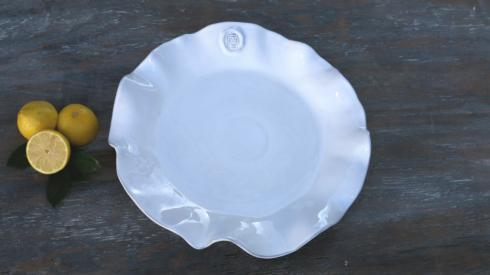 Beatriz Ball  CERAMIC Medallion Olanes Round Platter (Lg) $80.00