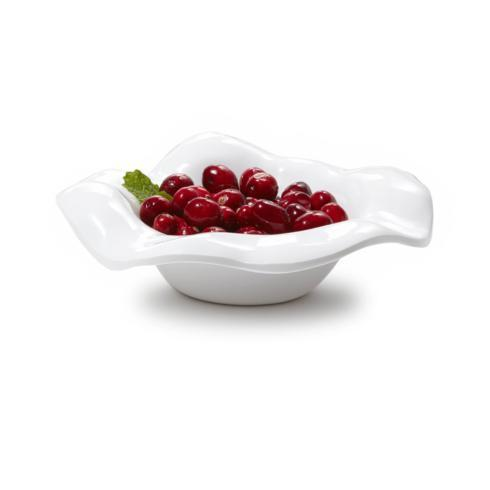 $22.00 Havana bowl (small) white