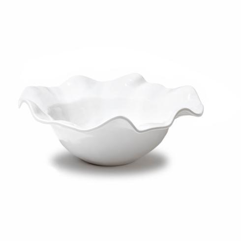 $52.00 Havana bowl (large) white