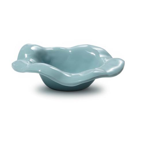 $22.00 Havana bowl (small) aqua