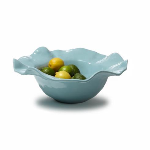 Beatriz Ball  VIDA Havana bowl (large) aqua $50.00