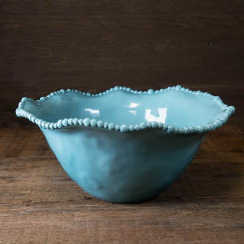 Beatriz Ball  VIDA Alegria bowl (lg) blue $58.00