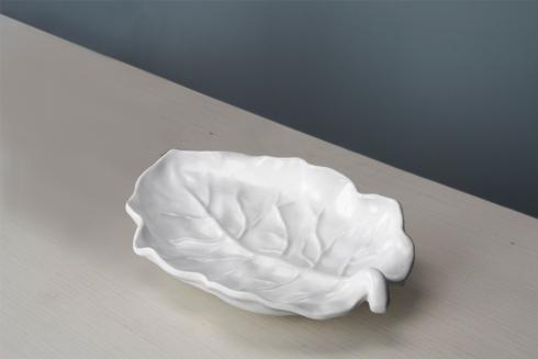 Beatriz Ball  Vida Lettuce leaf platter (md) $40.00