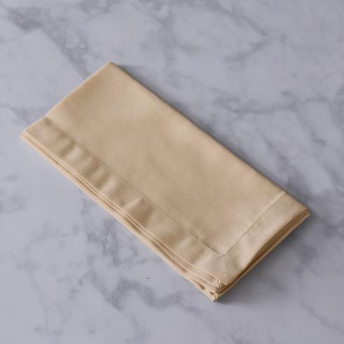 $26.00 Easy Peasy napkins set of 4 light yellow
