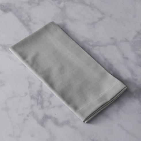 $26.00 Easy Peasy napkins set of 4 light grey