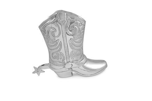 Beatriz Ball  Western Cowboy Boot Wine Bucket $232.00