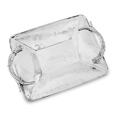 Beatriz Ball  Western Antlers Rectangular Tray (Xlg) $300.00