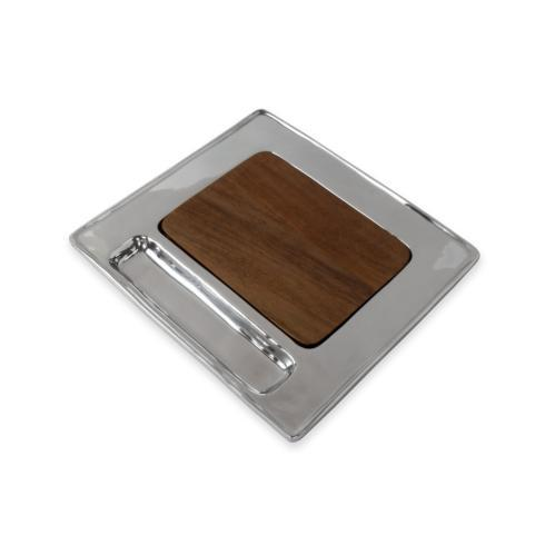 Wood Square Cracker