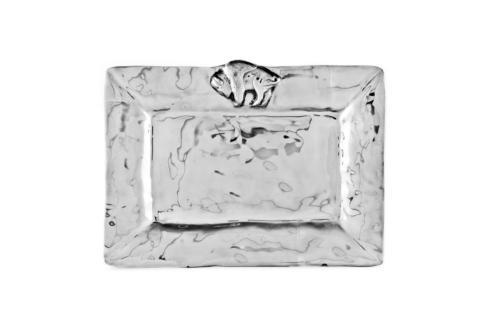 $106.00 Buffalo Rectangular Tray (Md)