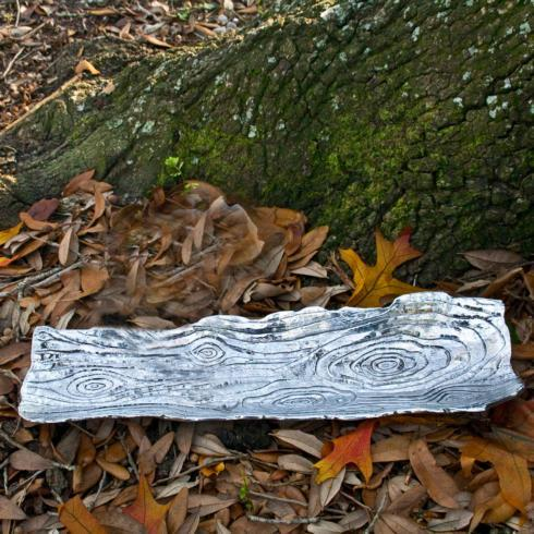 Beatriz Ball  Forest Log Tray $106.00