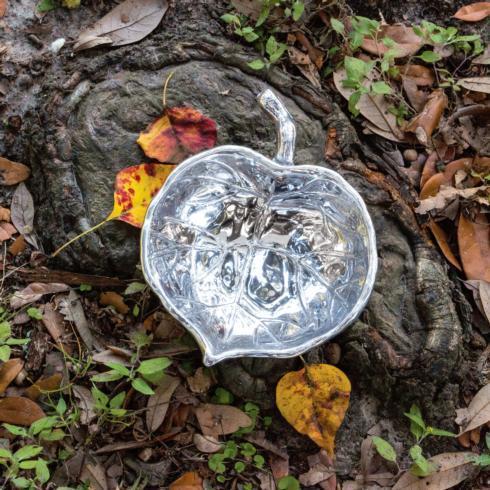 $57.00 Medium Aspen Leaf Bowl