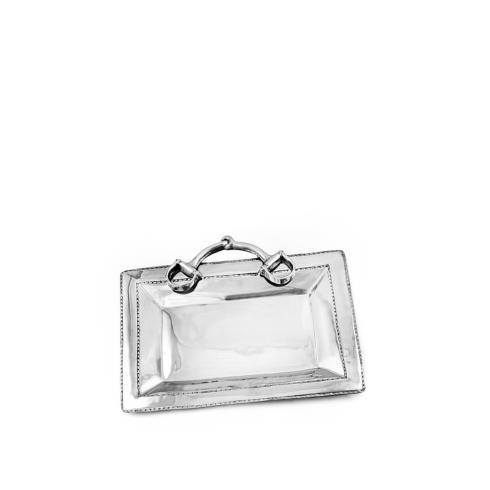 Equestrian Snaffle Bit Tray image