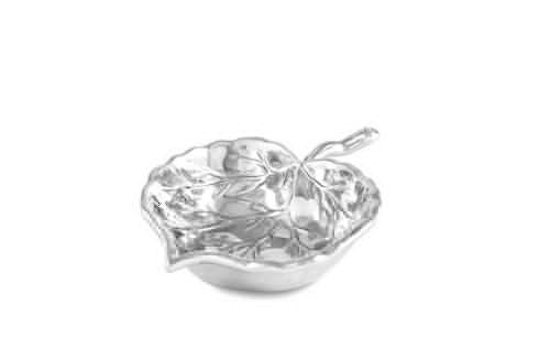 $79.00 Aspen Leaf Bowl (large)