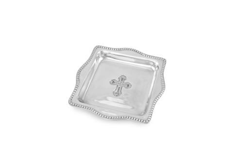 $75.00 Cross Square Tray (4x4)