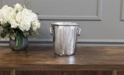 Beatriz Ball  Soho Ice Bucket with Handles (medium) $194.00