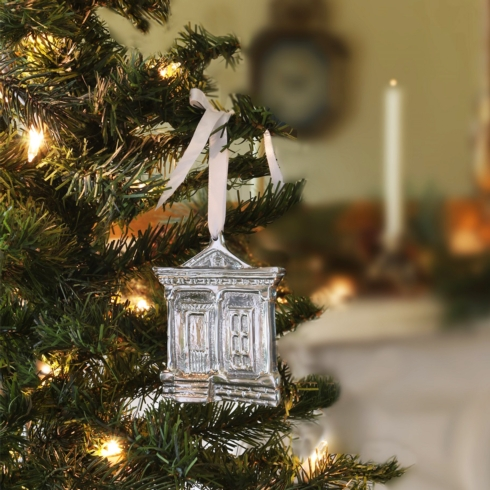 $21.00 House Ornament