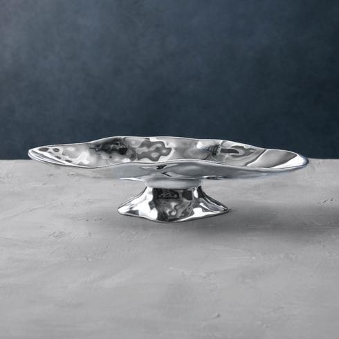 Beatriz Ball  Pedestal Soho Oval Tray (sm) $106.00