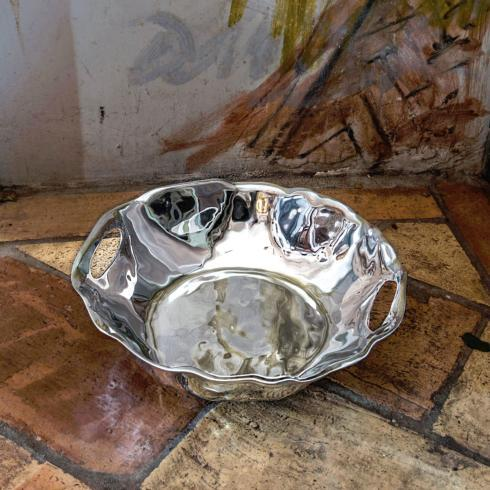 Beatriz Ball  Vento Rebecca Round Bowl with Handles $111.00