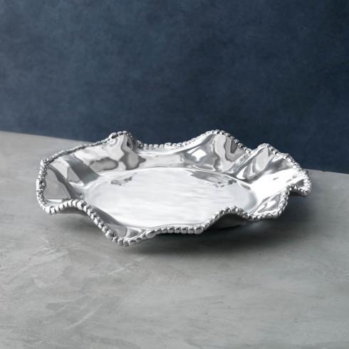 $114.00 Olanes Round Platter Medium