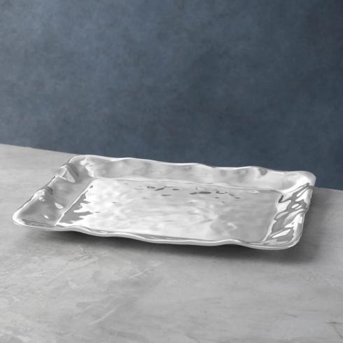 Beatriz Ball  Soho SOHO Brooklyn Rectangle Platter  $120.00
