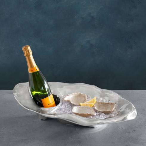 Beatriz Ball  Ocean Champagne Oyster Bucket Large $198.00