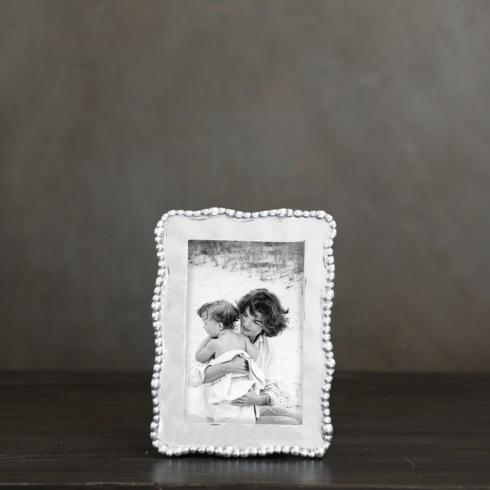 "Beatriz Ball  Giftables Organic Pearl 4"" X 6"" frame $43.00"