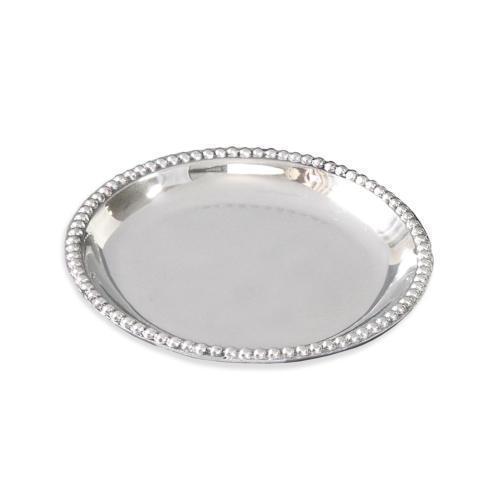 $39.00 Pearl Round Plain Tray