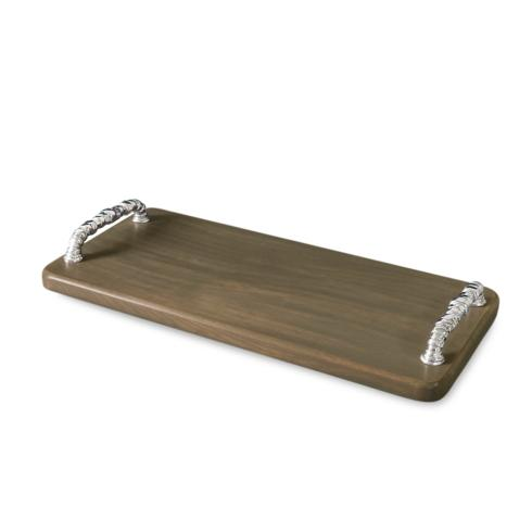 $131.00 Soho tray w/bolt handles (md) ash