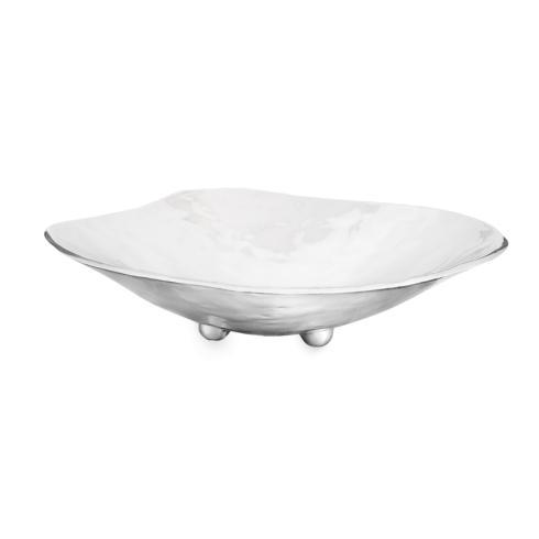$125.00 lissa rnd bowl w/ball feet (lg)