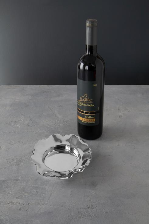 $43.00 Vento petal wine coaster