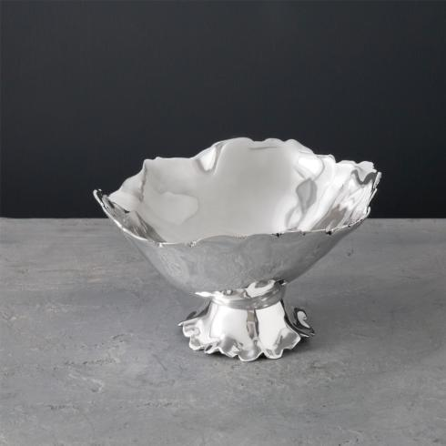 Beatriz Ball  Pedestal Vento Petal Bowl Medium $97.00