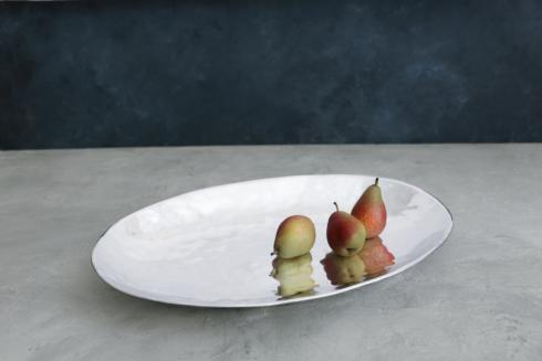 Beatriz Ball  Soho Brooklyn Deep Ovl Platter (Lg) $165.00