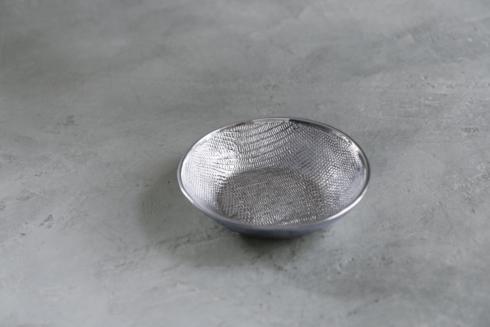 $43.00 Pieles Rnd Snakeskin Bowl (Sm)