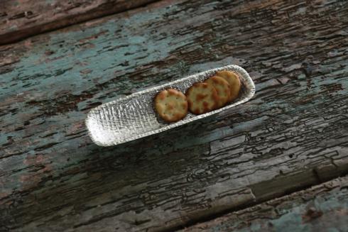 Beatriz Ball  Giftables Soho Sakko Cracker Tray $41.00