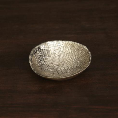 $56.00 Tela bowl gold w/ spoon (sm)