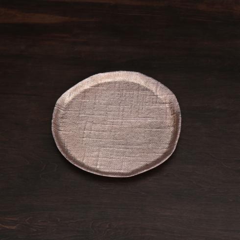 $109.00 Seattle Round Platter Rose Gold Medium