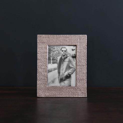 $133.00 SIERRA MODERN Tela 5 x 7 frame rose gold