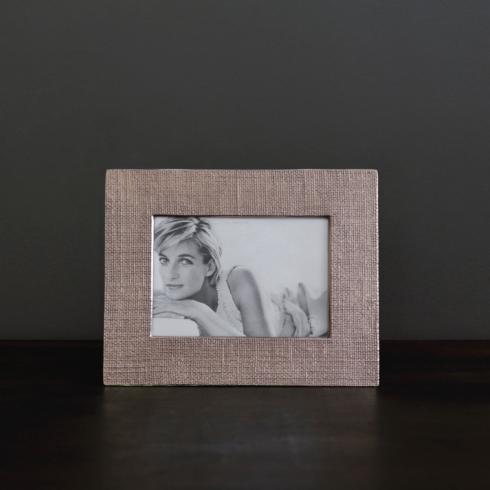 $133.00 FRAME Sierra Modern fina 5 x 7 frame rose gold