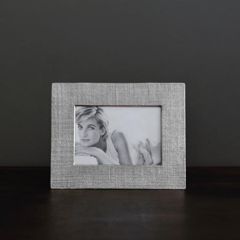 FRAME Sierra Modern fina 5 x 7 frame gunmetal image