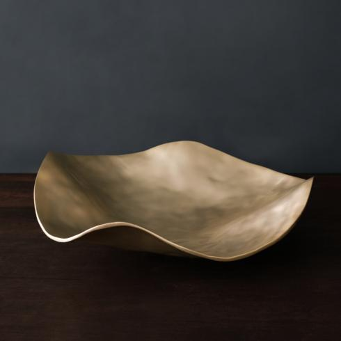 Vento Volare Bowl Gold Large image