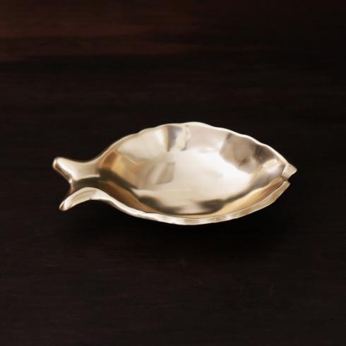 $53.00 Triton fish gold (s)