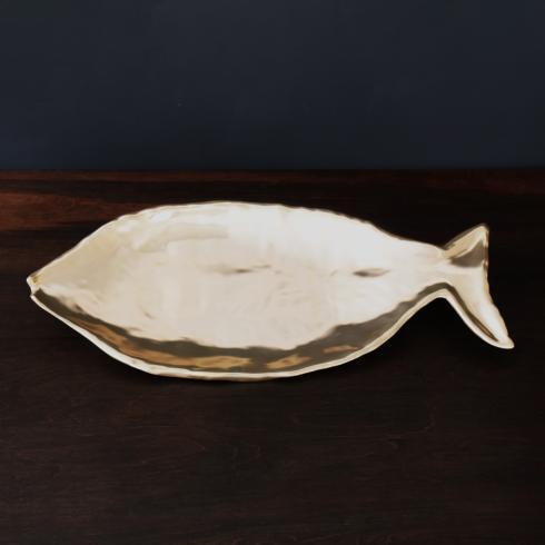 $157.00 Triton fish gold (xl)