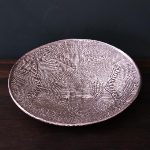 $195.00 Africa Basket Rose Gold (Jumbo)