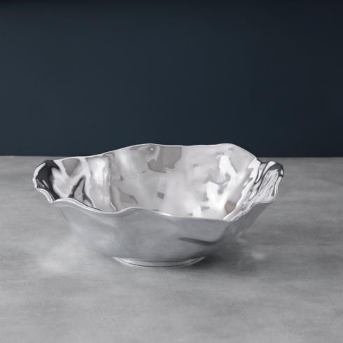 $156.00 Claire round bowl (lg)
