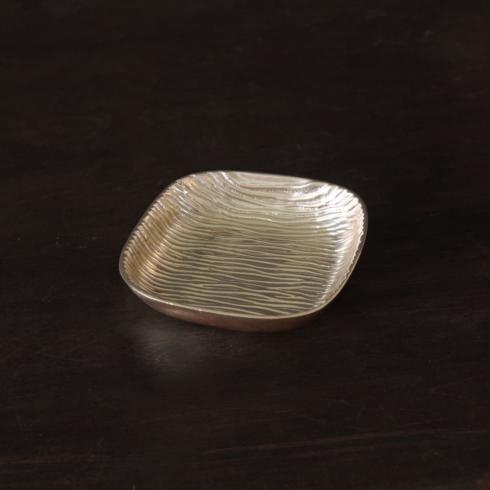$51.00 Ripples Small Dip Bowl (Gold)