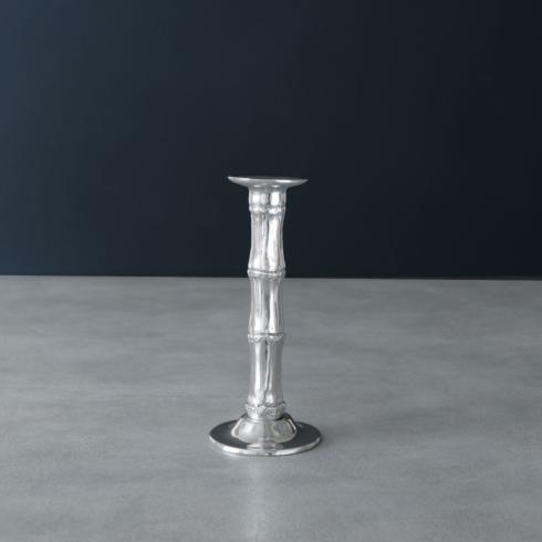 $92.00 Bamboo Small Candlestick Holder