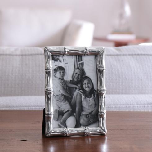 $63.00 Garden Bamboo 4 x 6 Frame