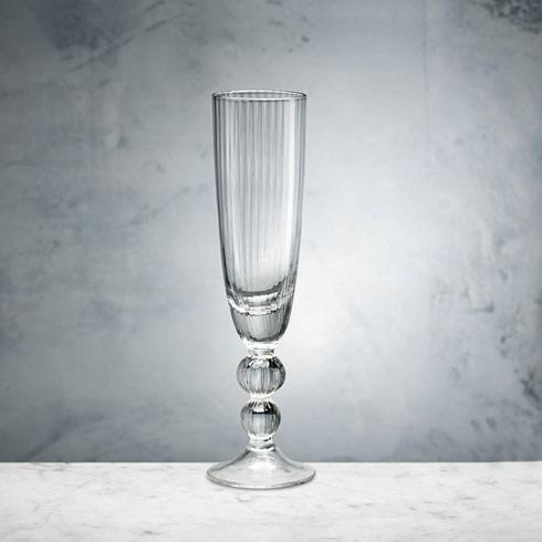 VENICE CHAMPAGNE FLUTE CLEAR  image