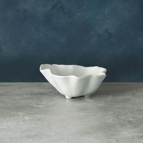 $22.00 Nube Bowl (Sm) White