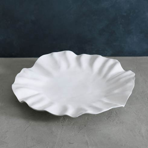 Beatriz Ball  Vida Bloom Round Platter Large $63.00